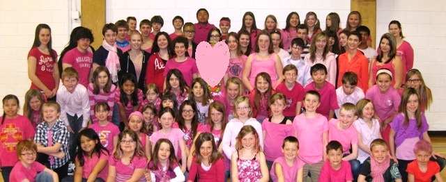 Pink Shirt Day Reston School